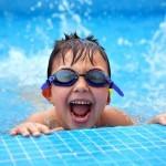Дети, добро пожаловать в бассейн!