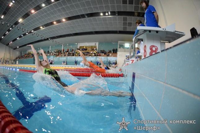 Успех наших пловцов в Екатеринбурге