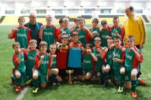 Al III-lea loc - FC Tiraspol