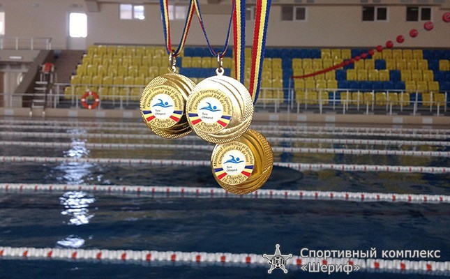 3 медали на чемпионате Молдовы