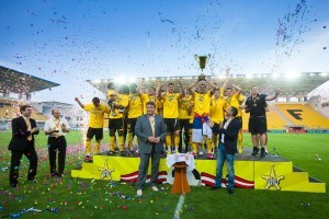 ФК Шериф - Чемпион Молдавии 2013