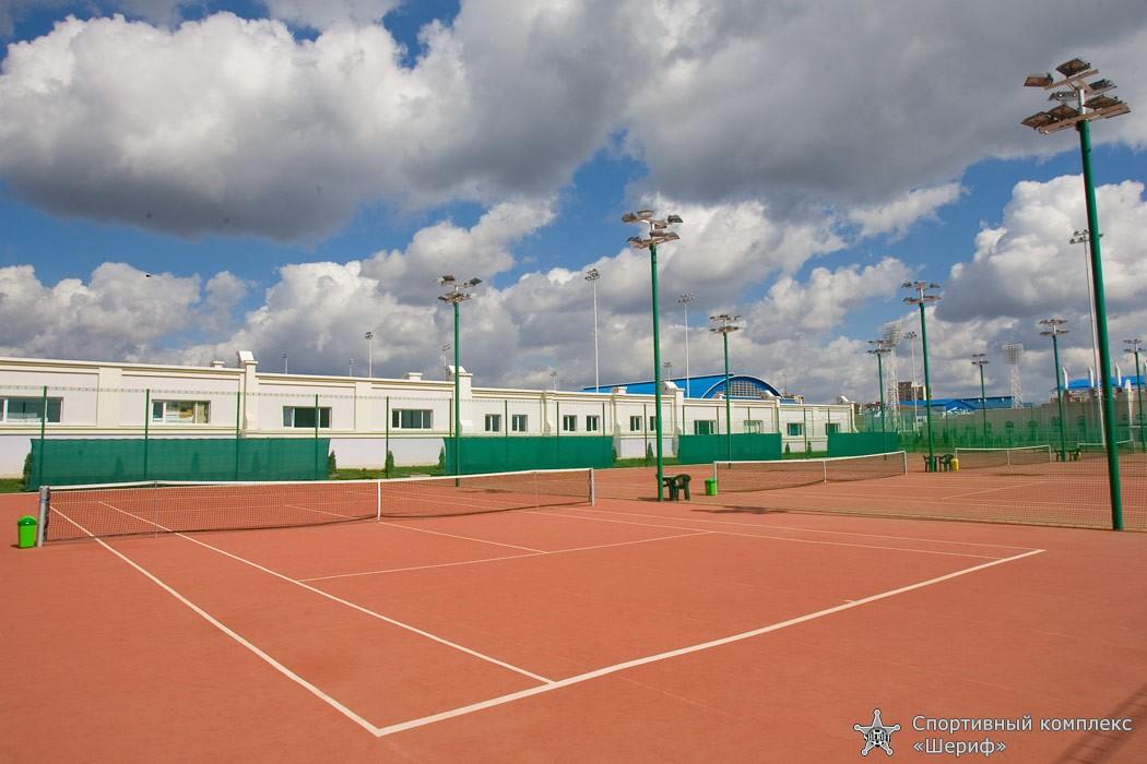 Открытие теннисного сезона