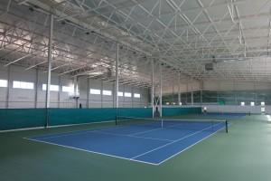 Теннисные корты СК Шериф