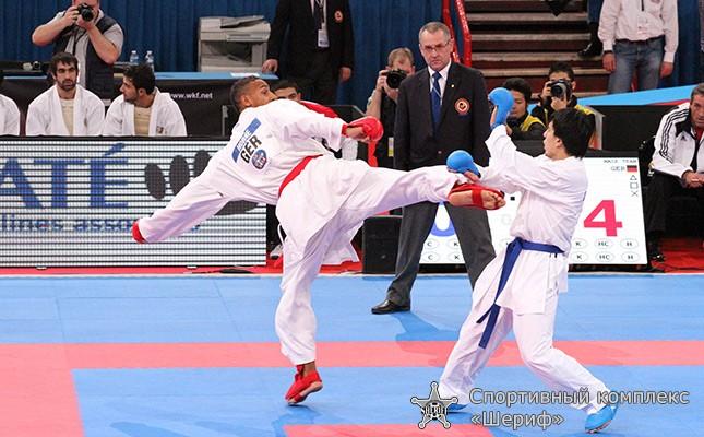 Чемпионат Приднестровья по каратэ WKF