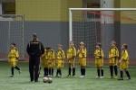 Групповые занятия футболом