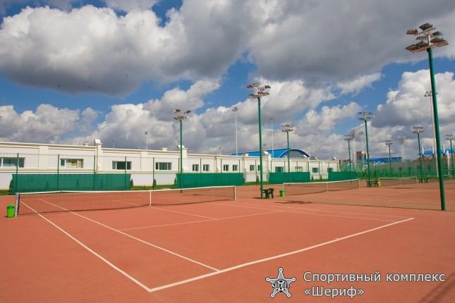 Детский праздник в теннисном клубе