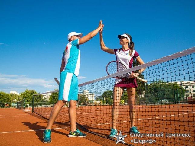 Теннисный клуб СК «Шериф»